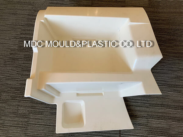 SMC foot plate mould