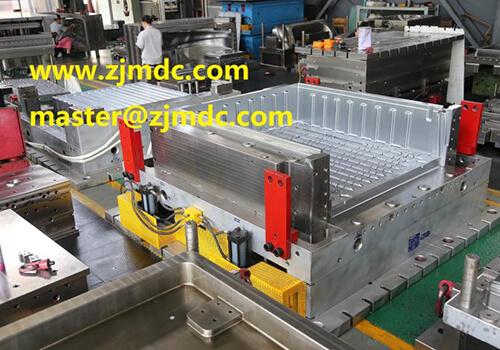 China compression mould