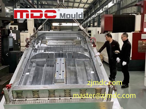 air conditioner cover mould