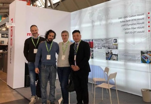 Composites Europe Exhibition 2018 - 2