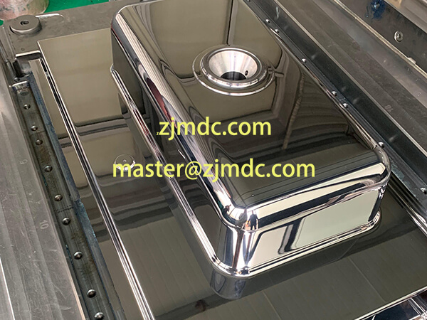 Washing basin mould